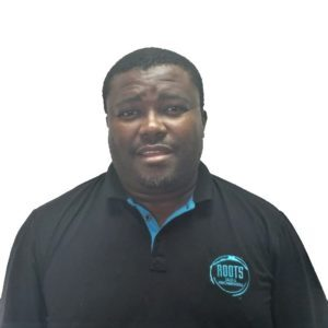 Sandile Majola (Team Leader - GS East)